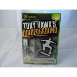 Tony Hawk`s Underground