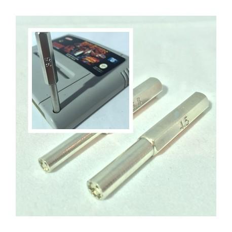 Gamebit 3,8 mm + 4,5 mm Bit für Nintendo Sicherheitsschrauben (Set)