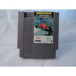 Ferrari Grand Prix Challenge NES