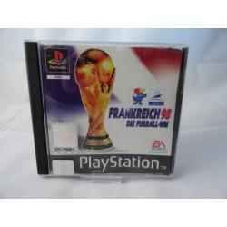 Frankreich 98 Die Fussball-WM