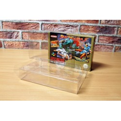 Schutzhülle für OVP: Super Nintendo, Nintendo N64, Atari Jaguar