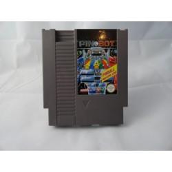 Pin Bot NES