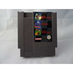 3 in 1 Super Mario Bros,Tetris,World Cup NES