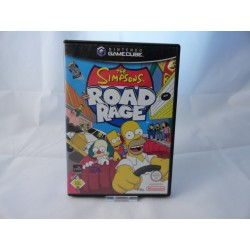 The Simpson Road Rage Gamecube