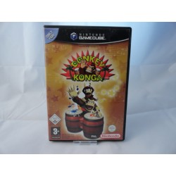 Donkey Konga Gamecube