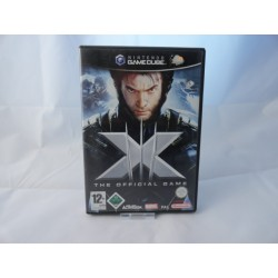 X-Man The Official Game Gamecube