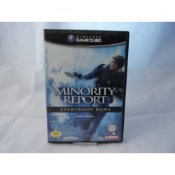 Minority Report Everybody Runs Gamecube