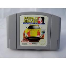 World Driver Championship N64
