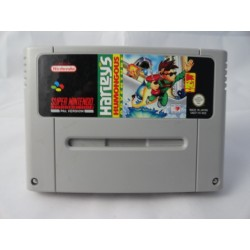 Harleys Humongous Adventure SNES Modul