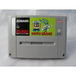 Tiny Toon Adventure Buster Busts Loose SNES Modul