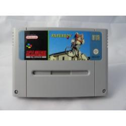 Paperboy 2 SNES Modul