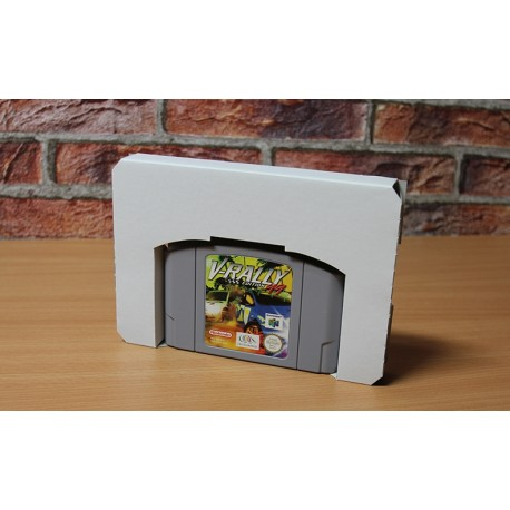 Game-Inlay: Nintendo 64