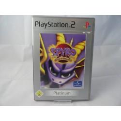 Spyro Enter the Dragonfly Platinum