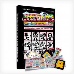Game &Watch Sammler Katalog Hardcover deutsch Limitierte Ausgabe