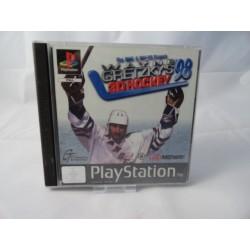 Wayne Gretzky`s 3D Hockey 98