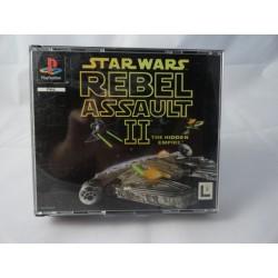 Star Wars Rebel Assault 2 the Hidden Empire