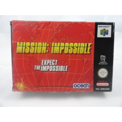Mission: Impossible N64 OVP