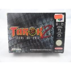Turok Seeds of Evil N64 OVP