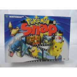 Pokemon Snap N64 OVP