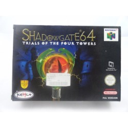 Shadowgate64 Trials of the fourTowers N64 OVP