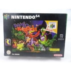 Banjo-Kazooie N64 OVP