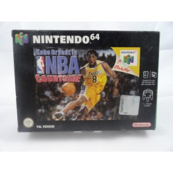 Kobe Bryant in NBA Courtside N64 OVP