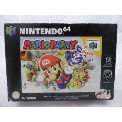 Mario Party N64 OVP