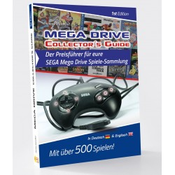 Mega Drive Collectors Guide 1st Edition