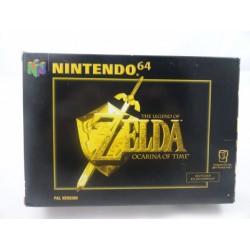 The Legend of Zelda Ocarina of Time N64 OVP