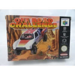 Off Road Challenge N64 OVP