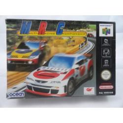 Multi-Racing Championship N64 OVP