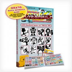 Game &Watch Katalog Softcover deutsch
