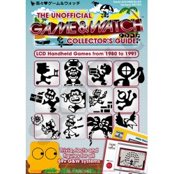 Game &Watch Collector's Guide Softcover english edition
