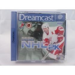 Sega Sports NHL 2K