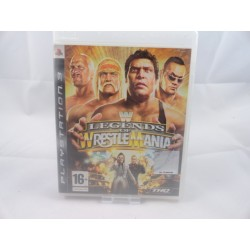 WWE Legends of Wrestle Mania