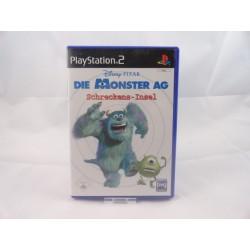 Die Monster AG Schreckens-Insel