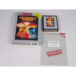 ATARI 7800 IMPOSSIBLE MISSION