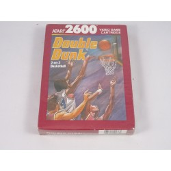 ATARI 2600 Double Dunk Basketball SEALD