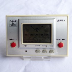 Game & Watch VERMIN MT-03 1980