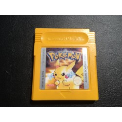 POKEMON gelb Gameboy