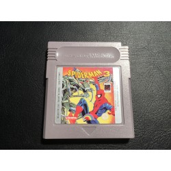 Spiderman 3 Gameboy
