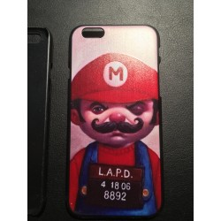 Iphone 6 Cover Mario