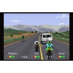 Road Rash 3DO Panasonic