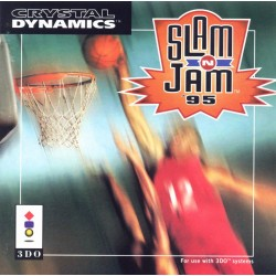 Slam Jam 95 3DO Panasonic