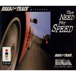 The Need for Speed 3DO Panasonic