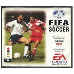 FIFA INTERNATIONAL SOCCER 3DO Panasonic