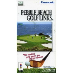 Pebble Beach Golf  3DO Panasonic