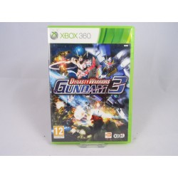 Dynasty Warriors 3 Gundam