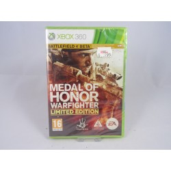 Medal of Honor Warfighter Limited Edition Seald