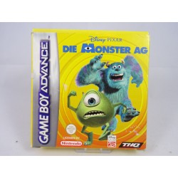 Die Monster AG Gameboy Advance OVP